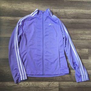 Lilac Adidas Sweatshirt